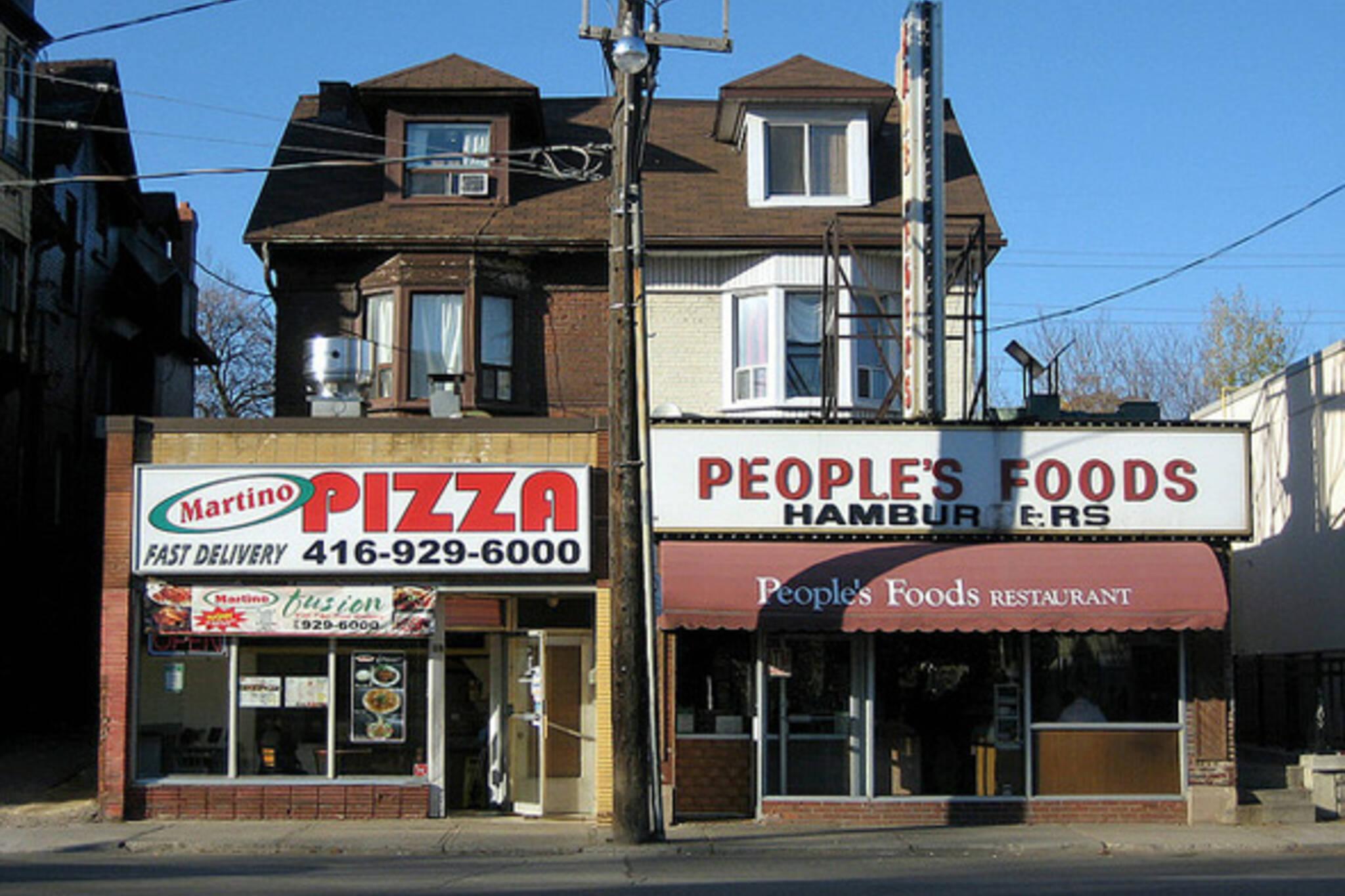 People's Foods closued