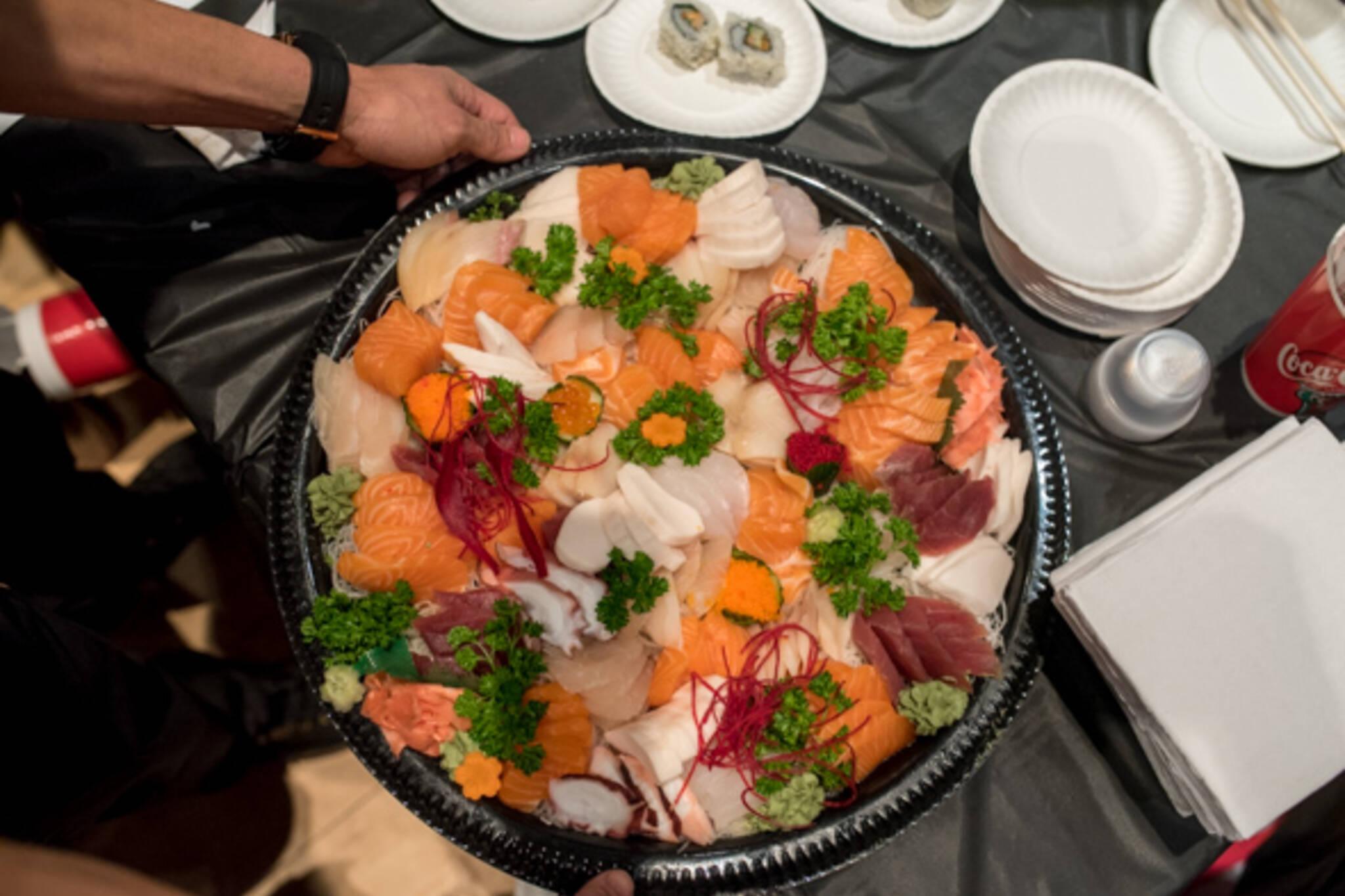 Toronto sushi fest