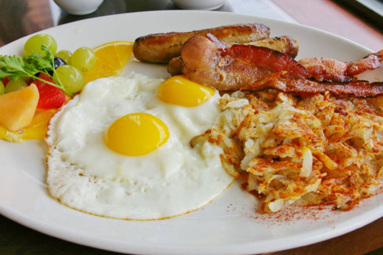 The Best All Day Breakfast In Toronto