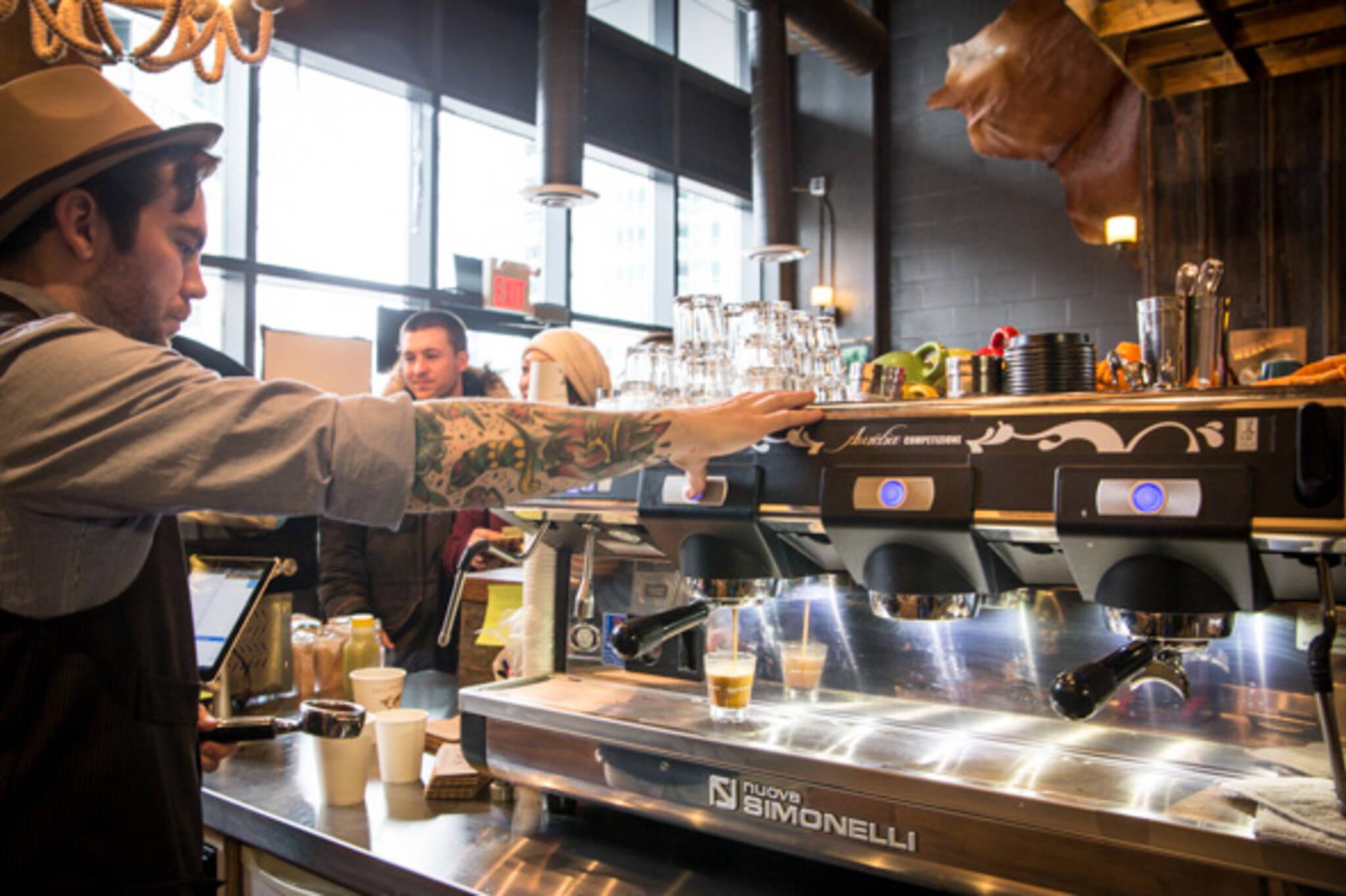 The Coffee bar toronto