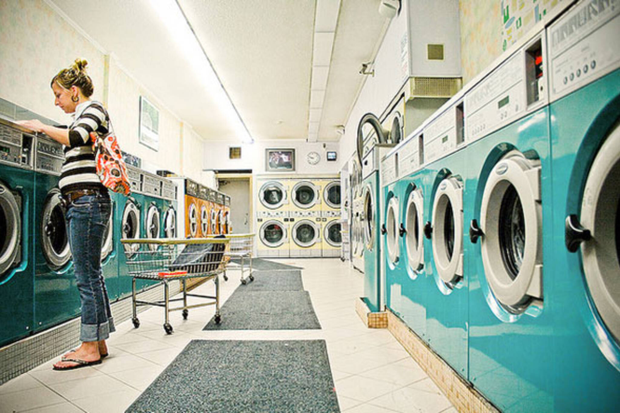 The Best Laundromats In Toronto