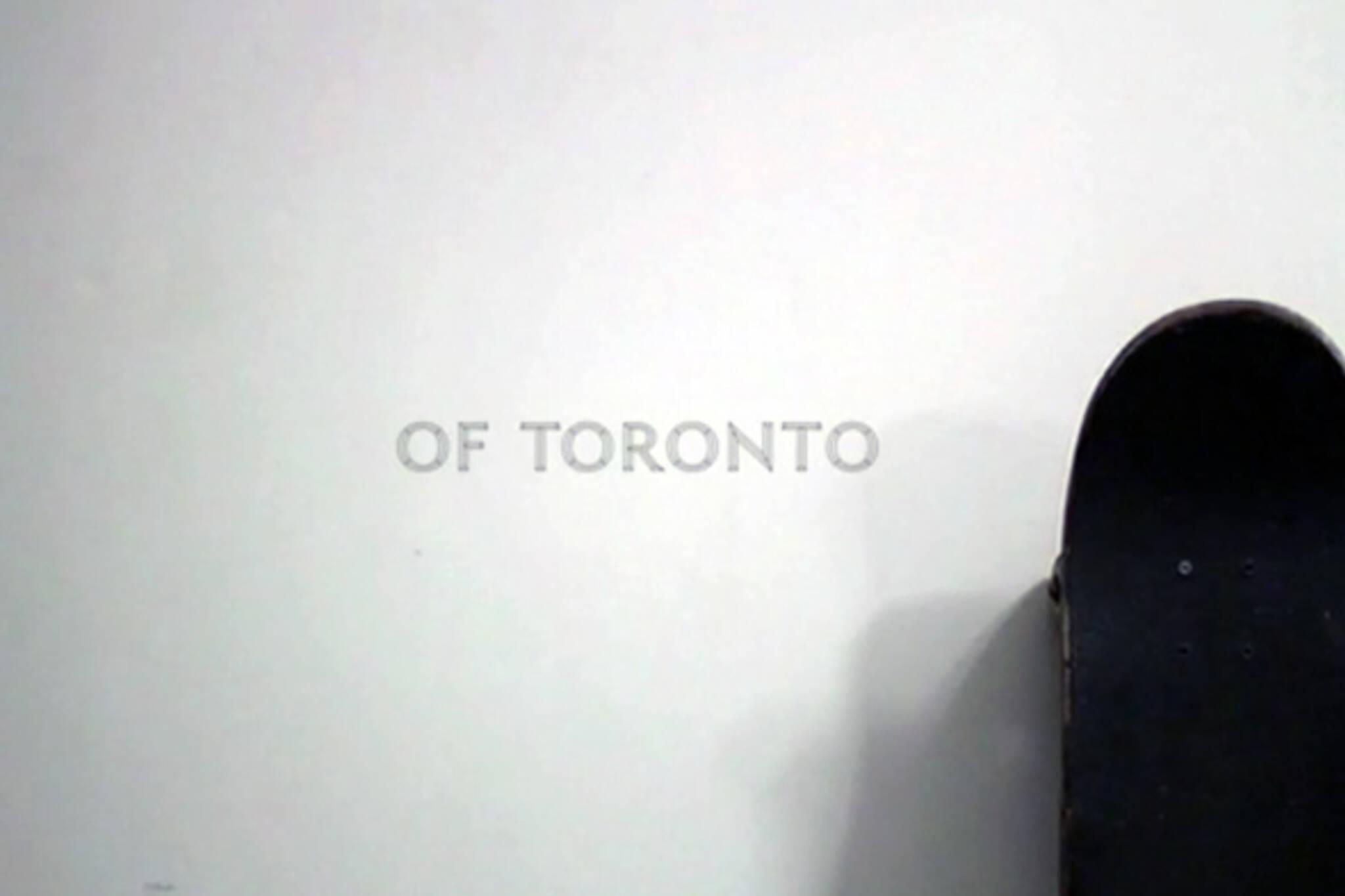 Of Toronto