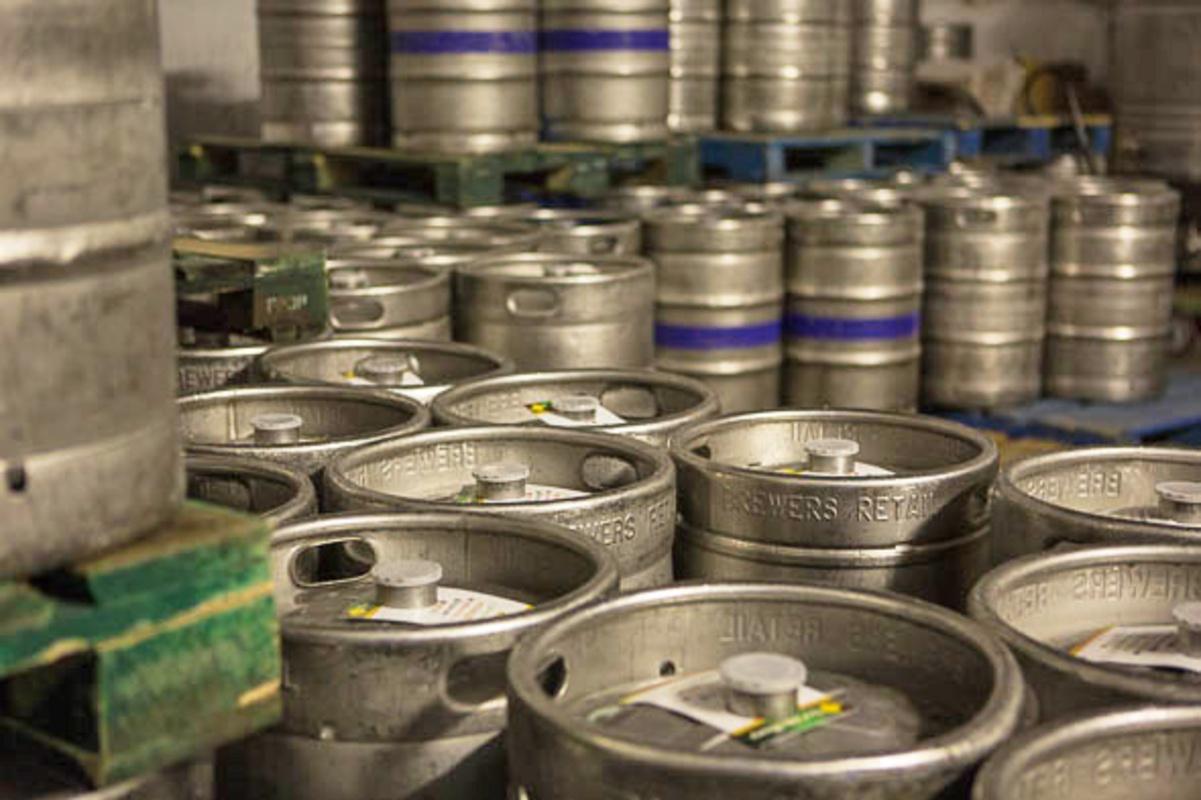 Craft beer kegs toronto