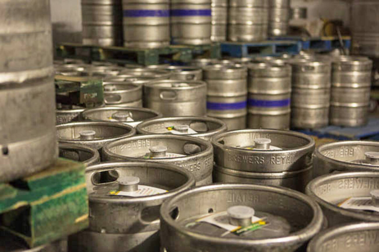 where to buy kegs of craft beer in toronto