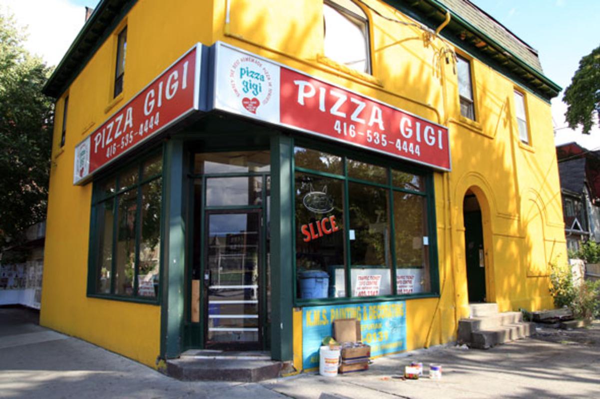 Pizza Gigi drug Raid
