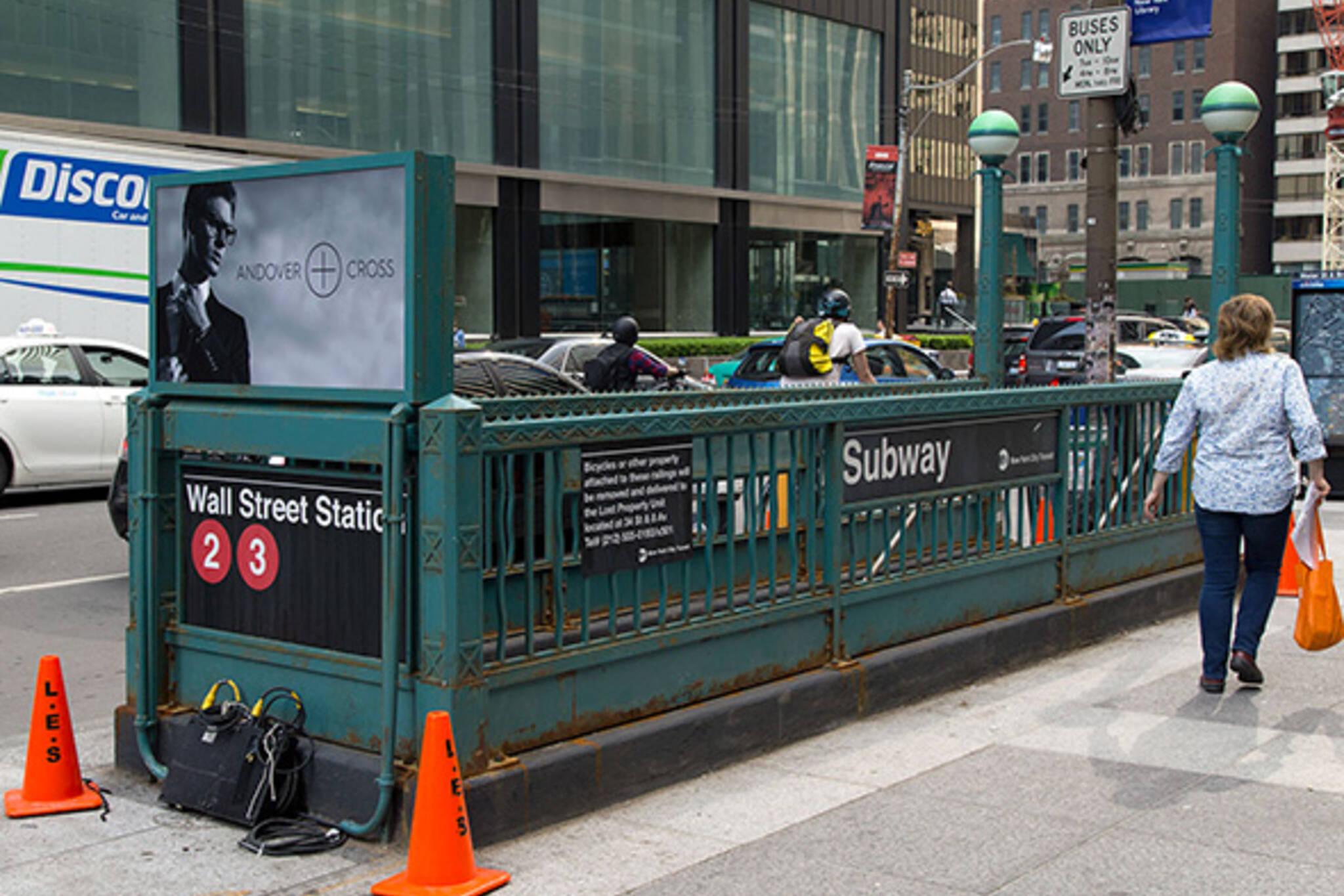 New York movie Toronto