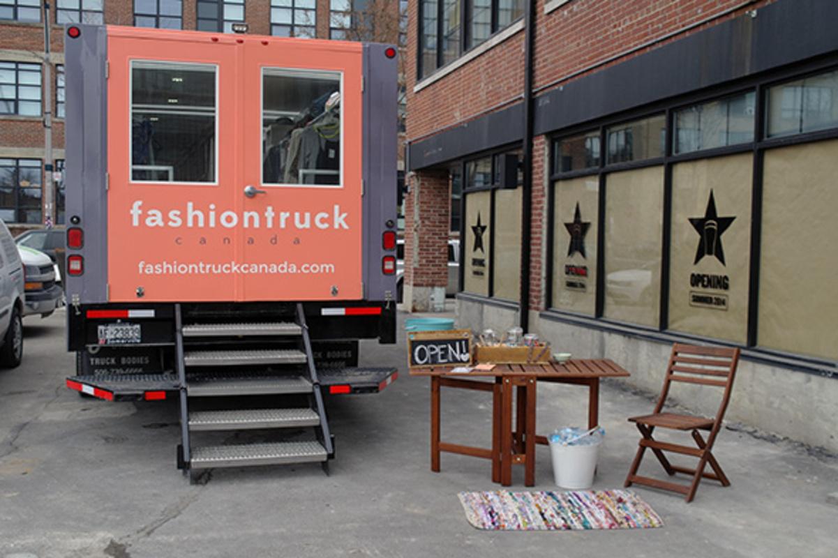 fashion truck toronto