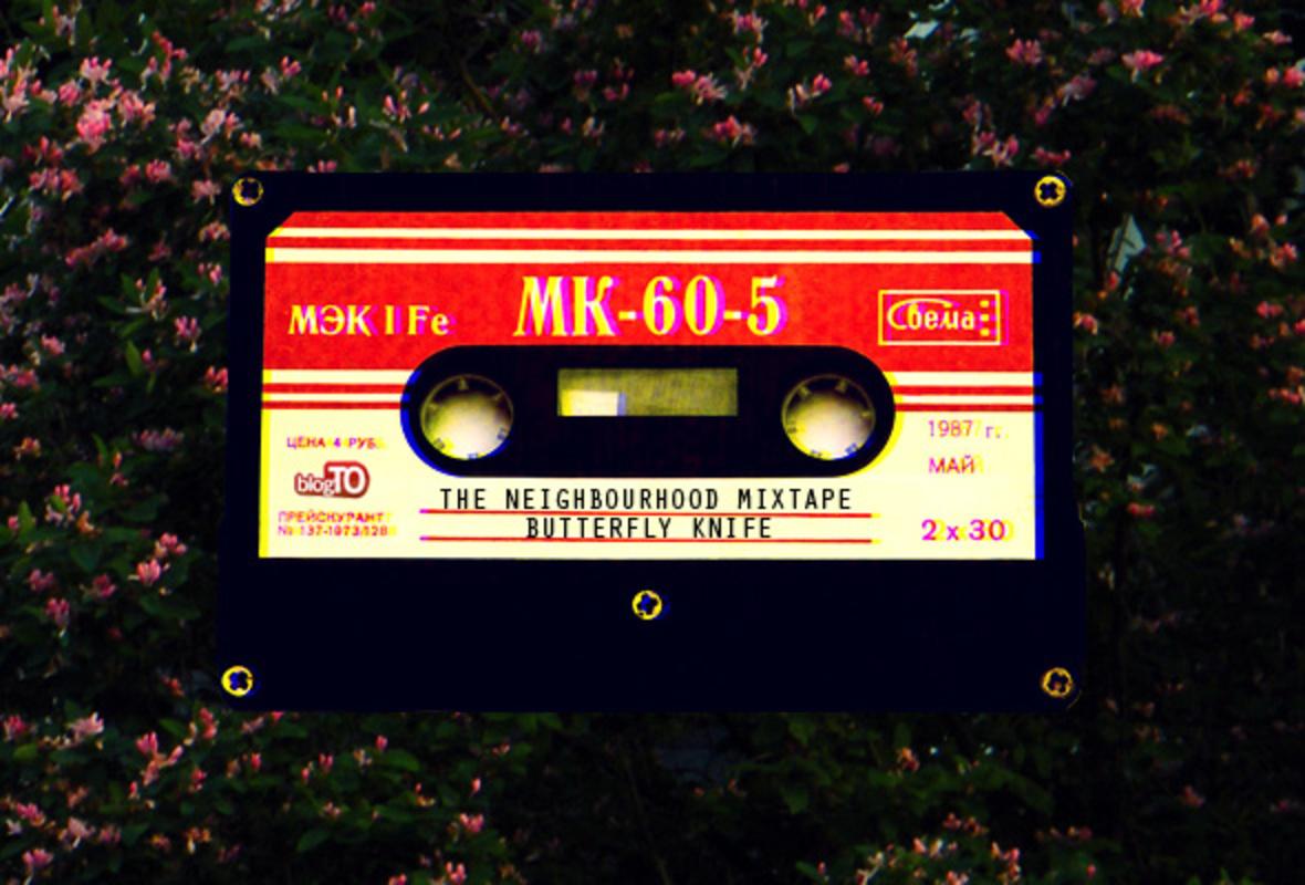 Toronto music mix