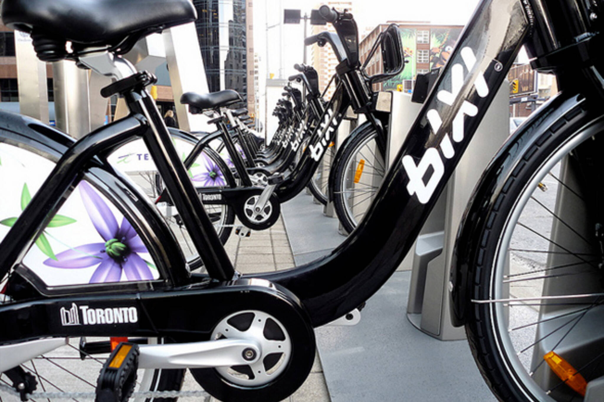 BIXI Pricing Torontio