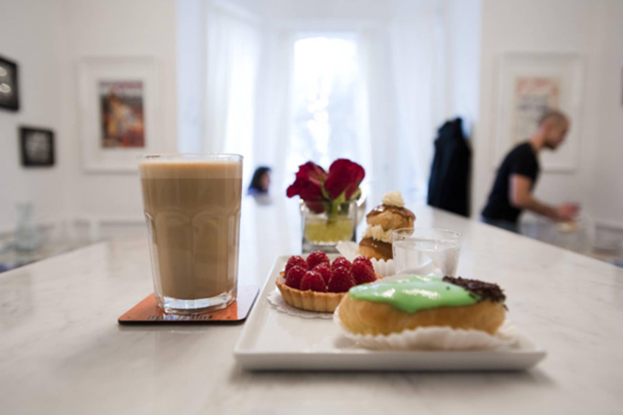 Parisian Cafe Toronto
