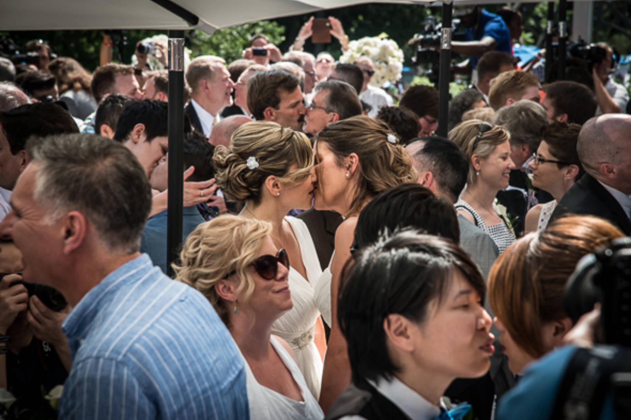 Grand Pride Wedding