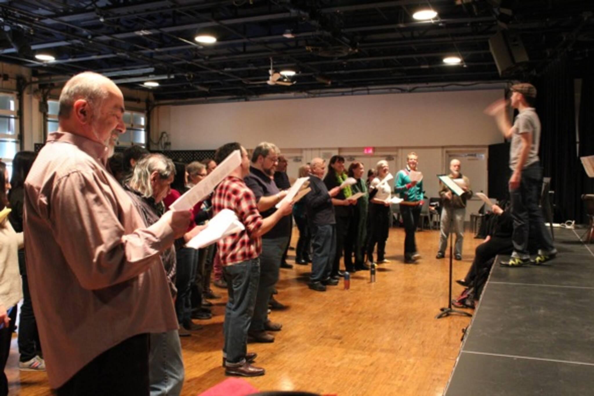 Complaints Choir Toronto