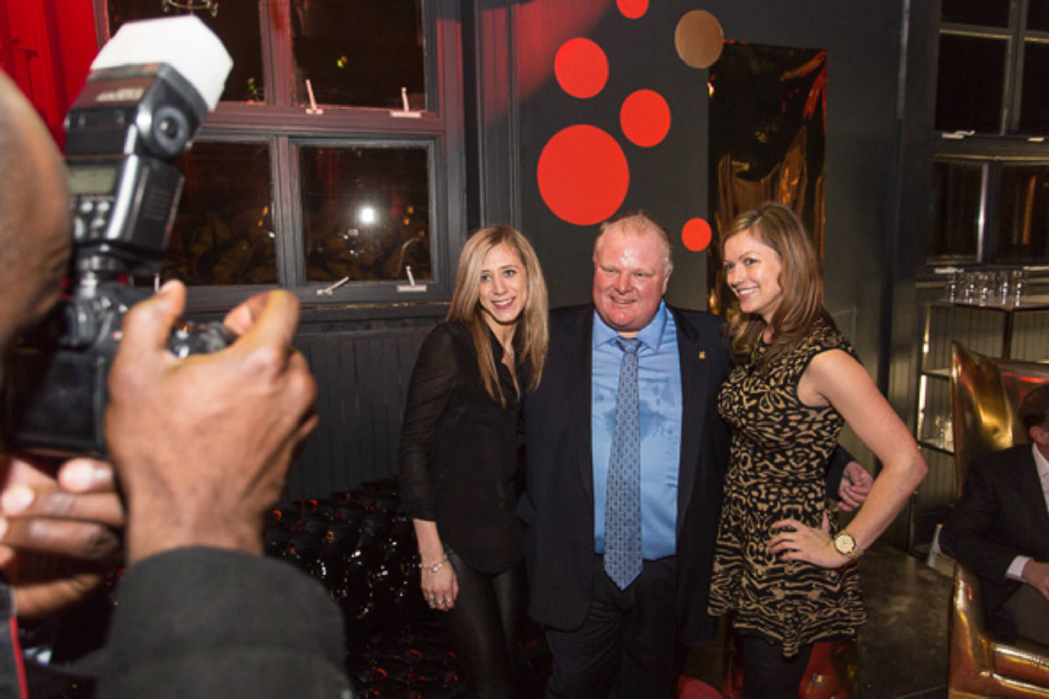 Rob Ford movie deal
