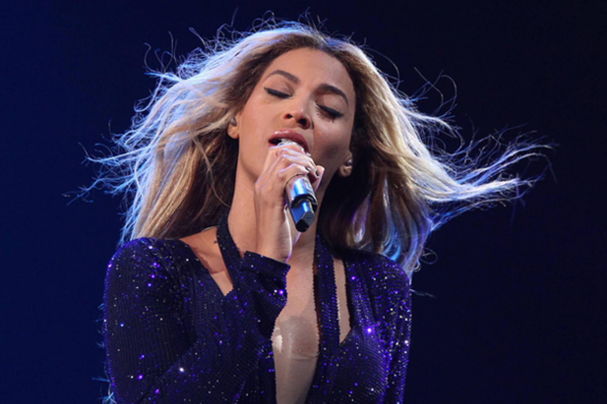 Beyonce in Toronto