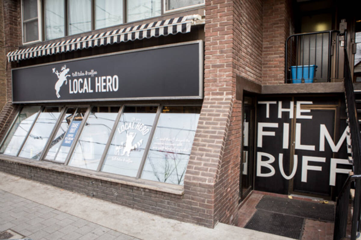 Film Buff is closing. One of the best video stores in ...