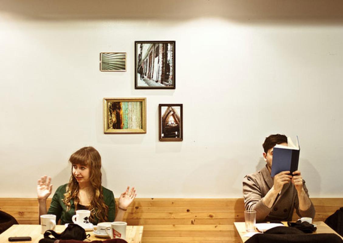 toronto cafes no wifi