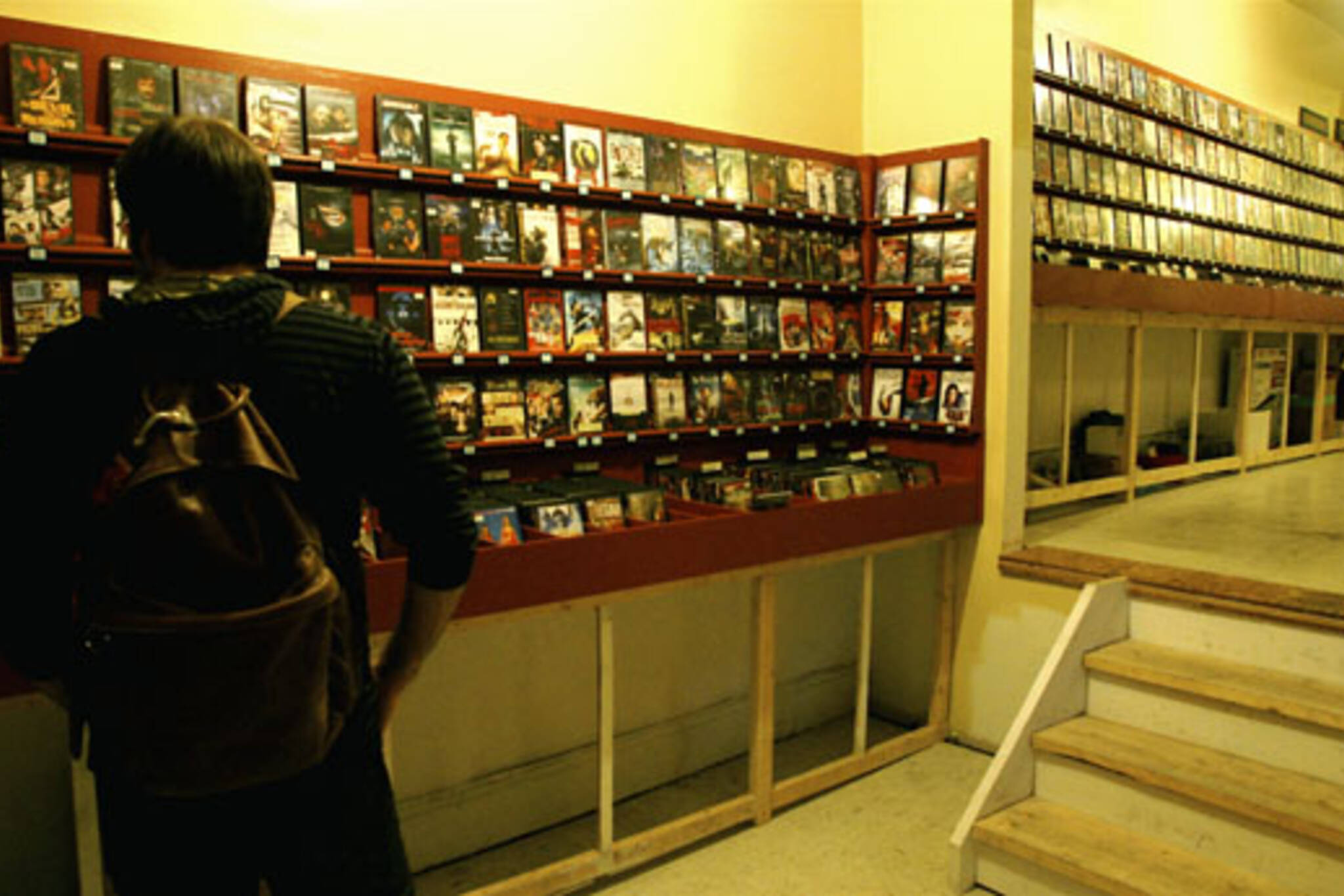 Eyesore Cinema video store opens in Toronto