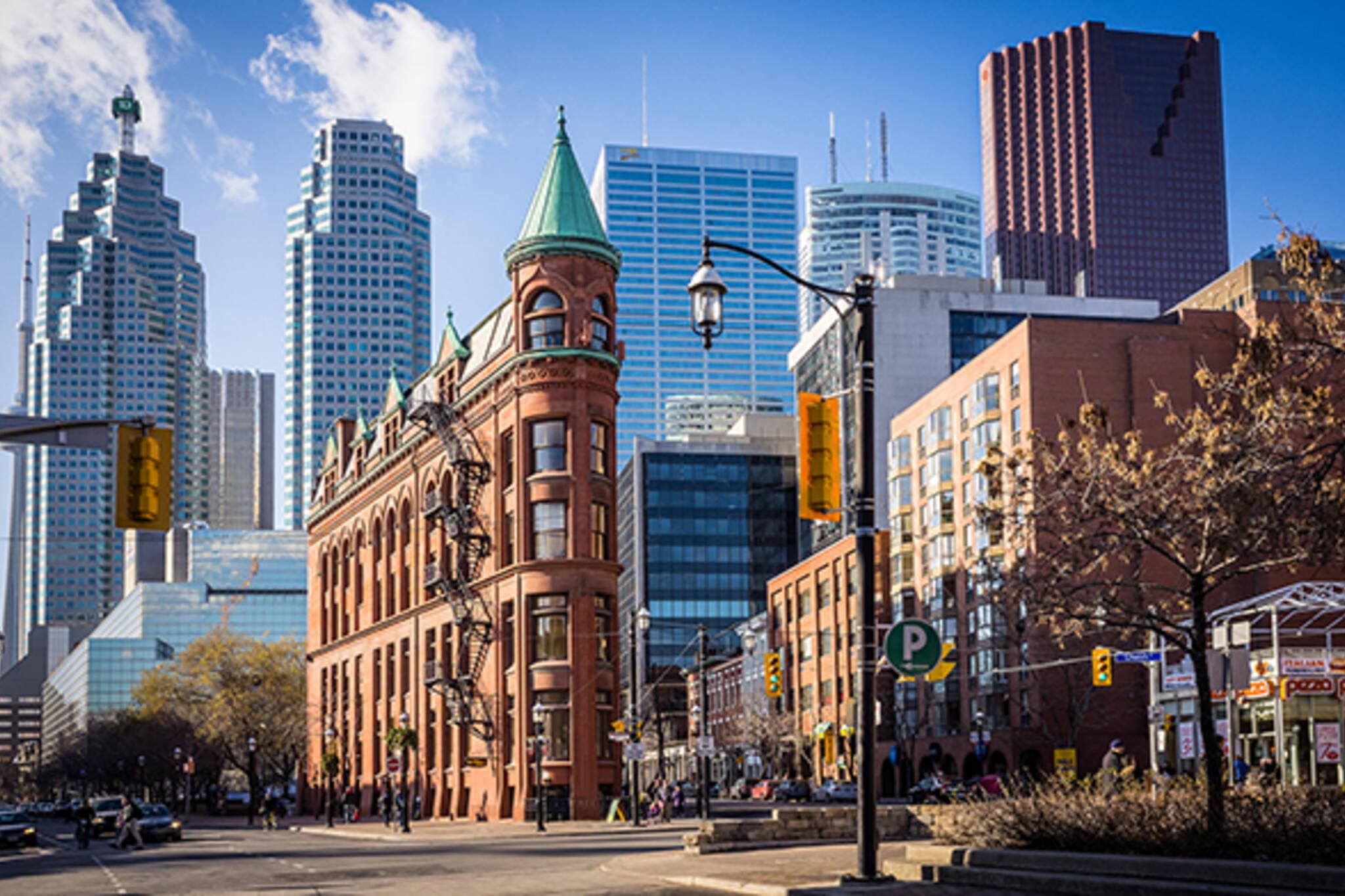 The top 20 historical buildings in Toronto – Buildings & Landmarks Invitation Cards
