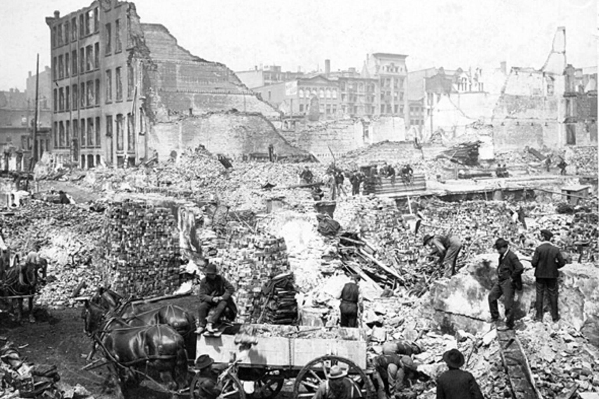 Toronto Fire Great 1904