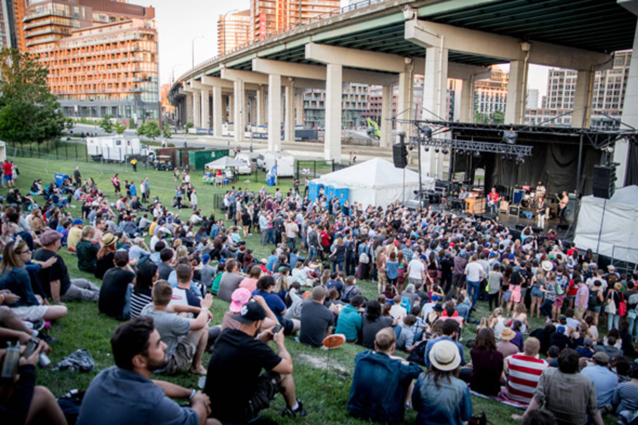 Weekend event Toronto