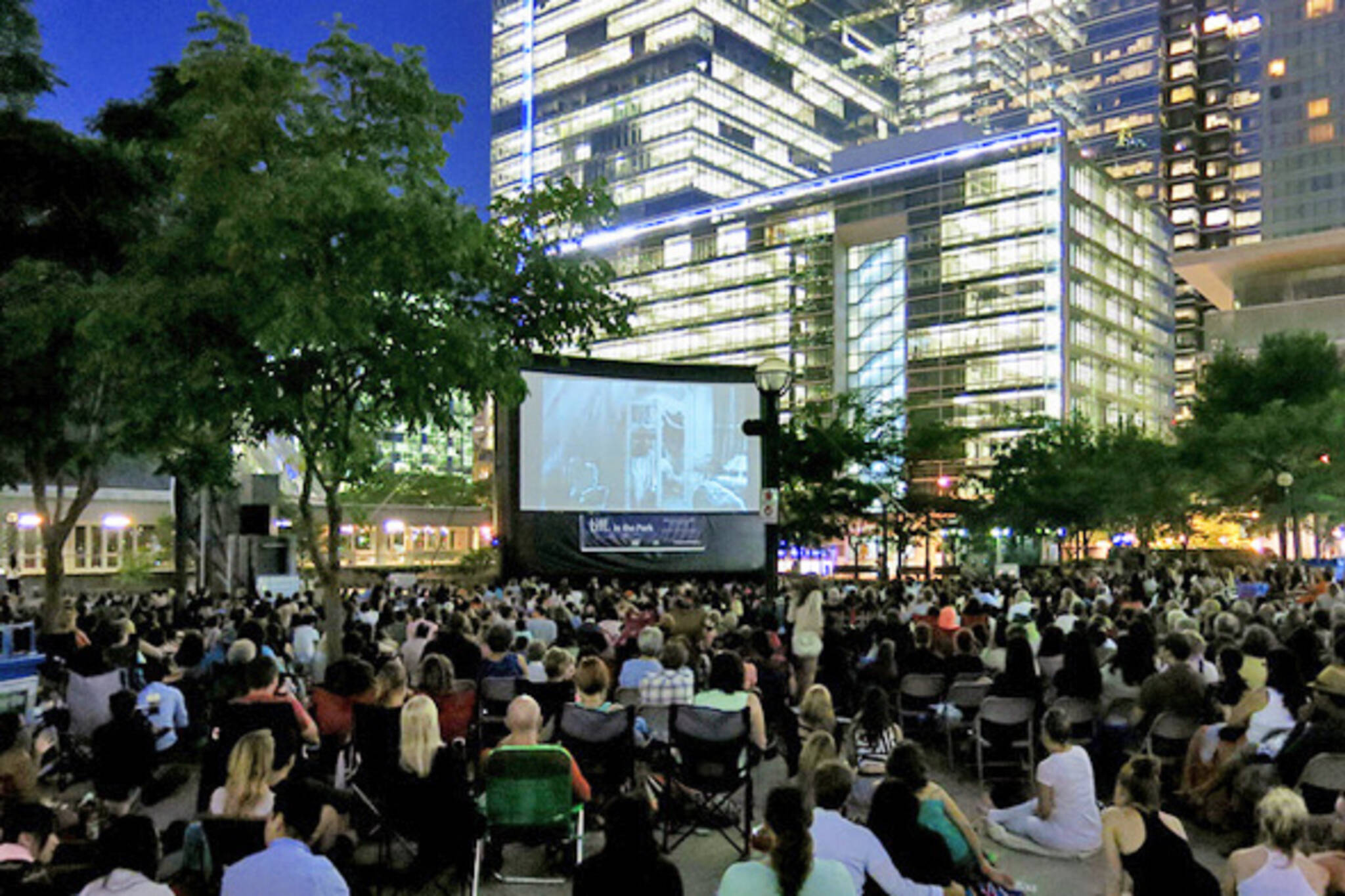 Outdoor movies toronto 2014