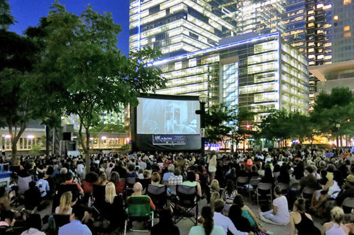 Outdoor movies toronto 2014