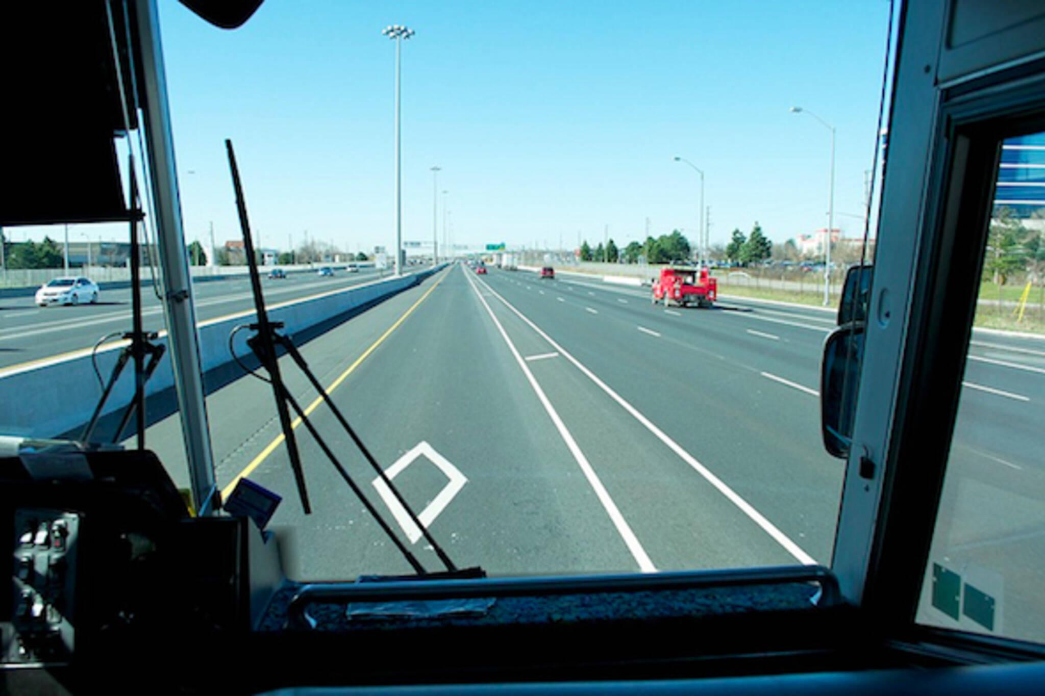MB Bus Ride