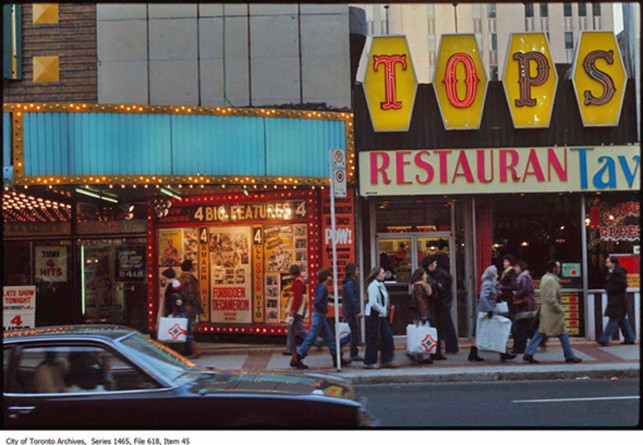 Good Restaurants On Bloor Street Toronto