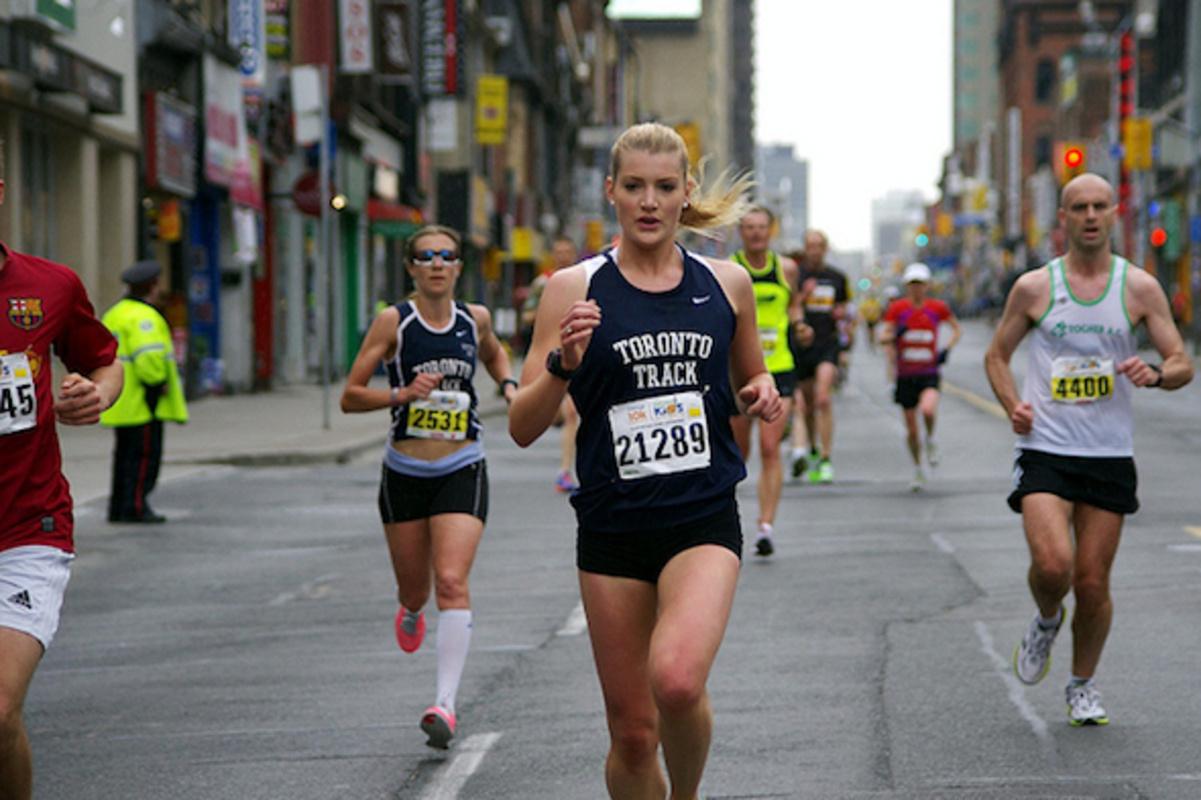 toronto 10k run sporting life