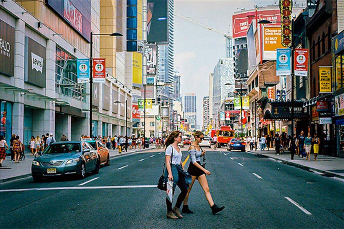 Best Yonge Street Restaurants