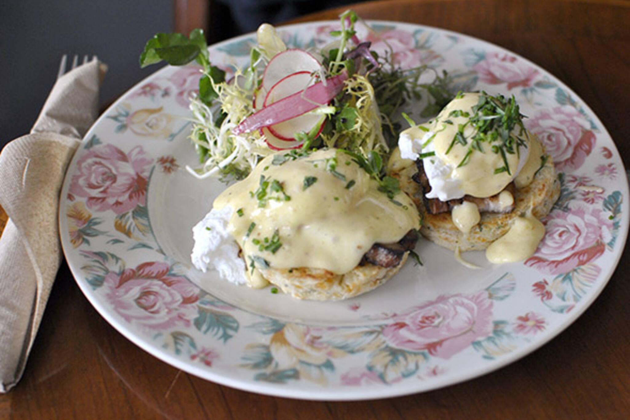 Eggs Benedict Toronto