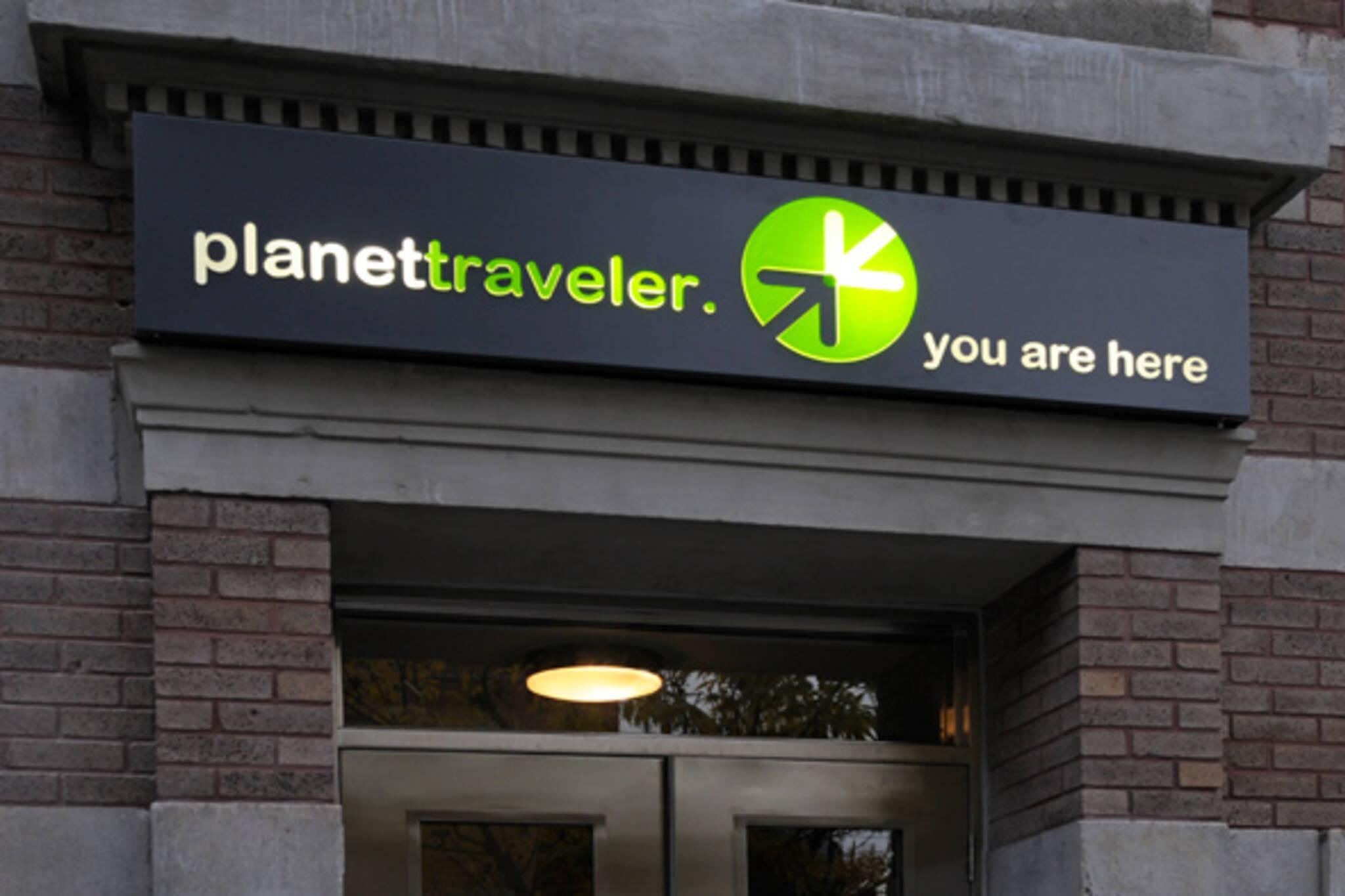 Planet Traveler green hostel