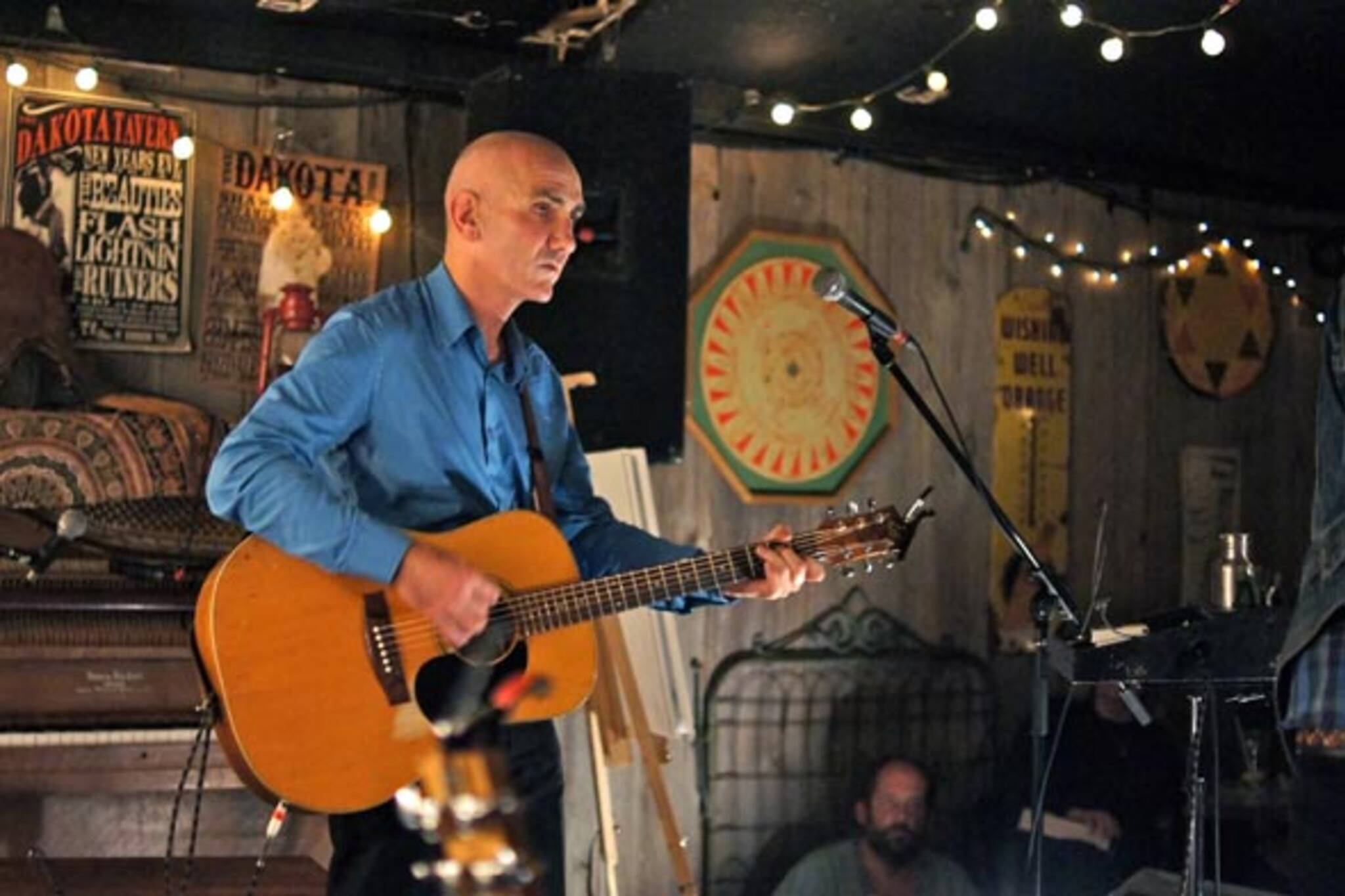 Paul Kelly at The Dakota in Toronto