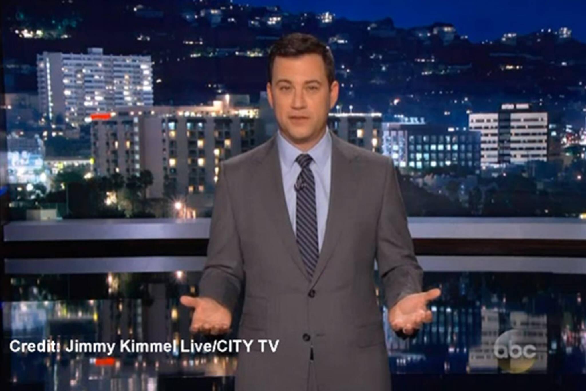 Jimmy Kimmel Rob Ford