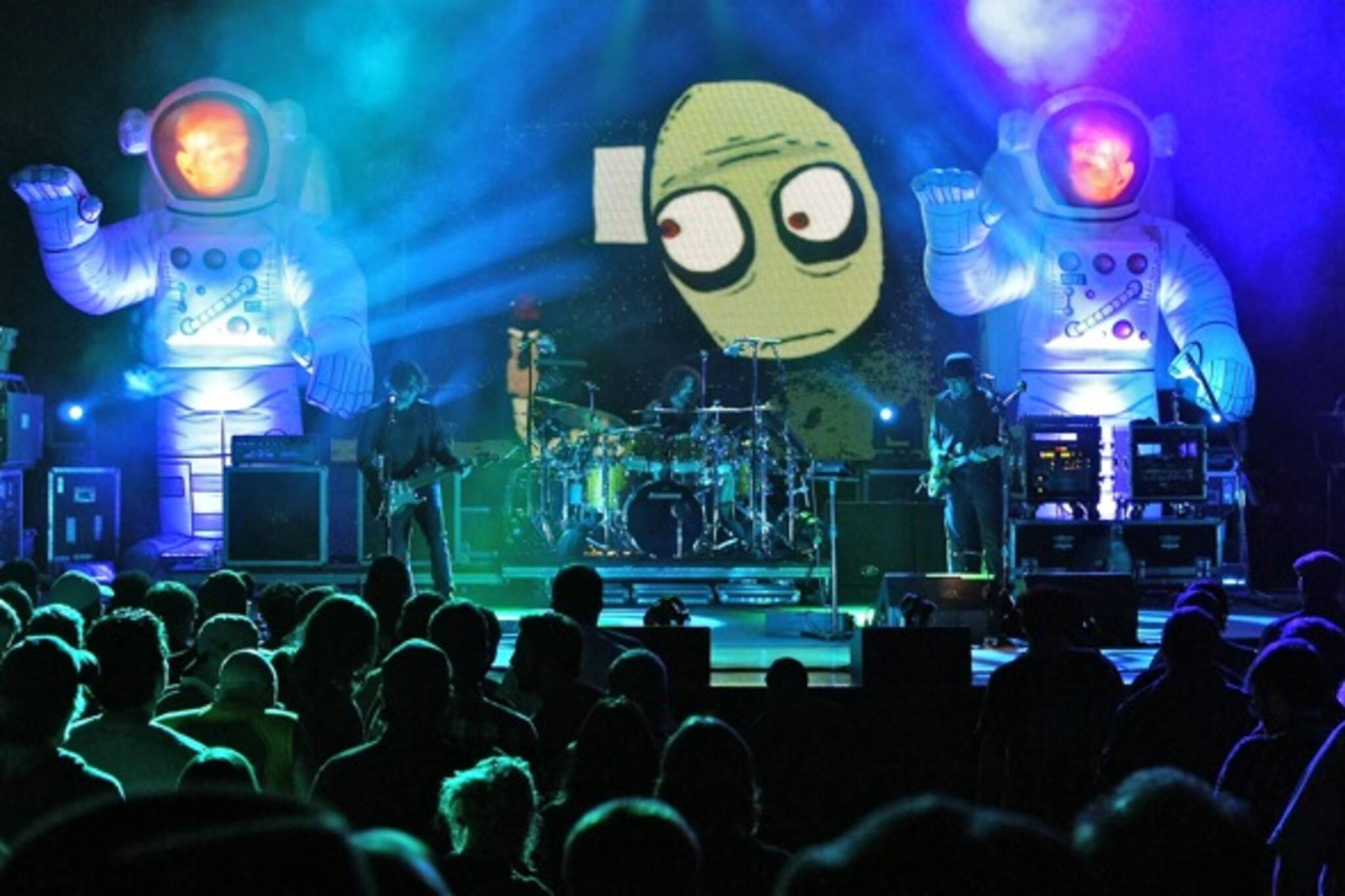 Primus at Massey Hall
