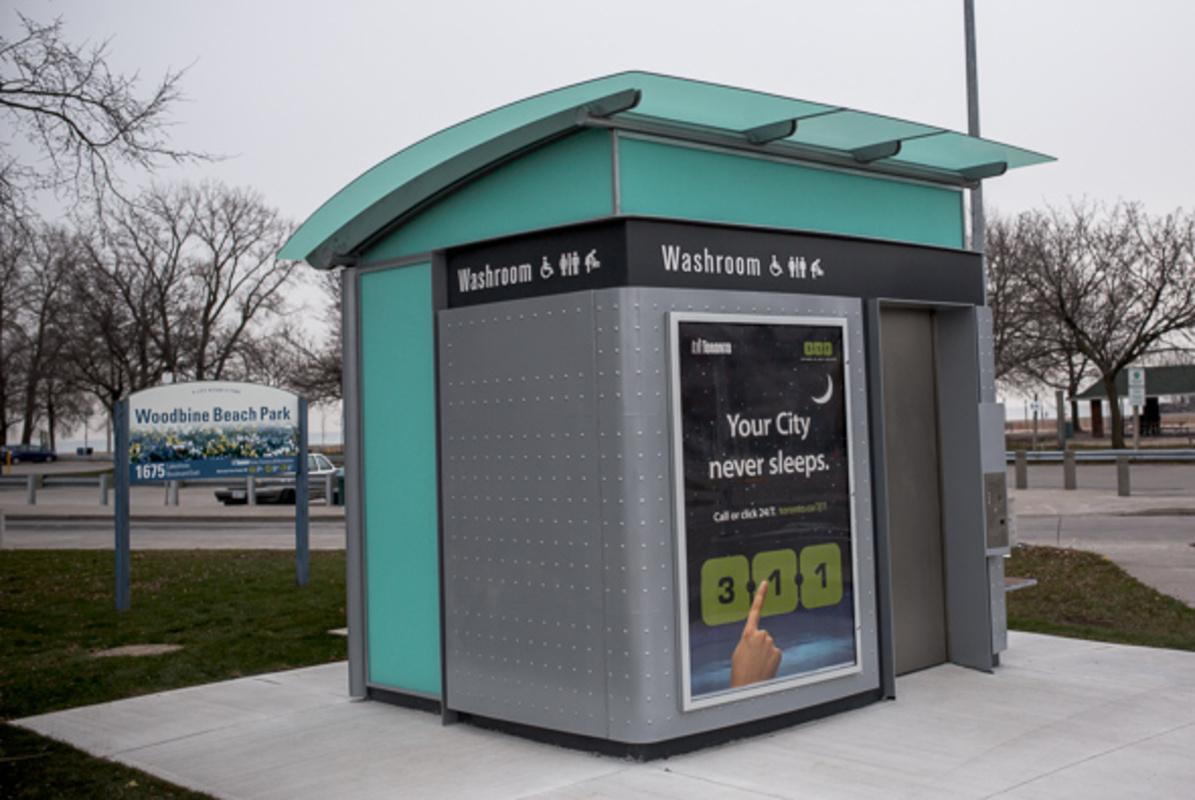 New Public Toilets