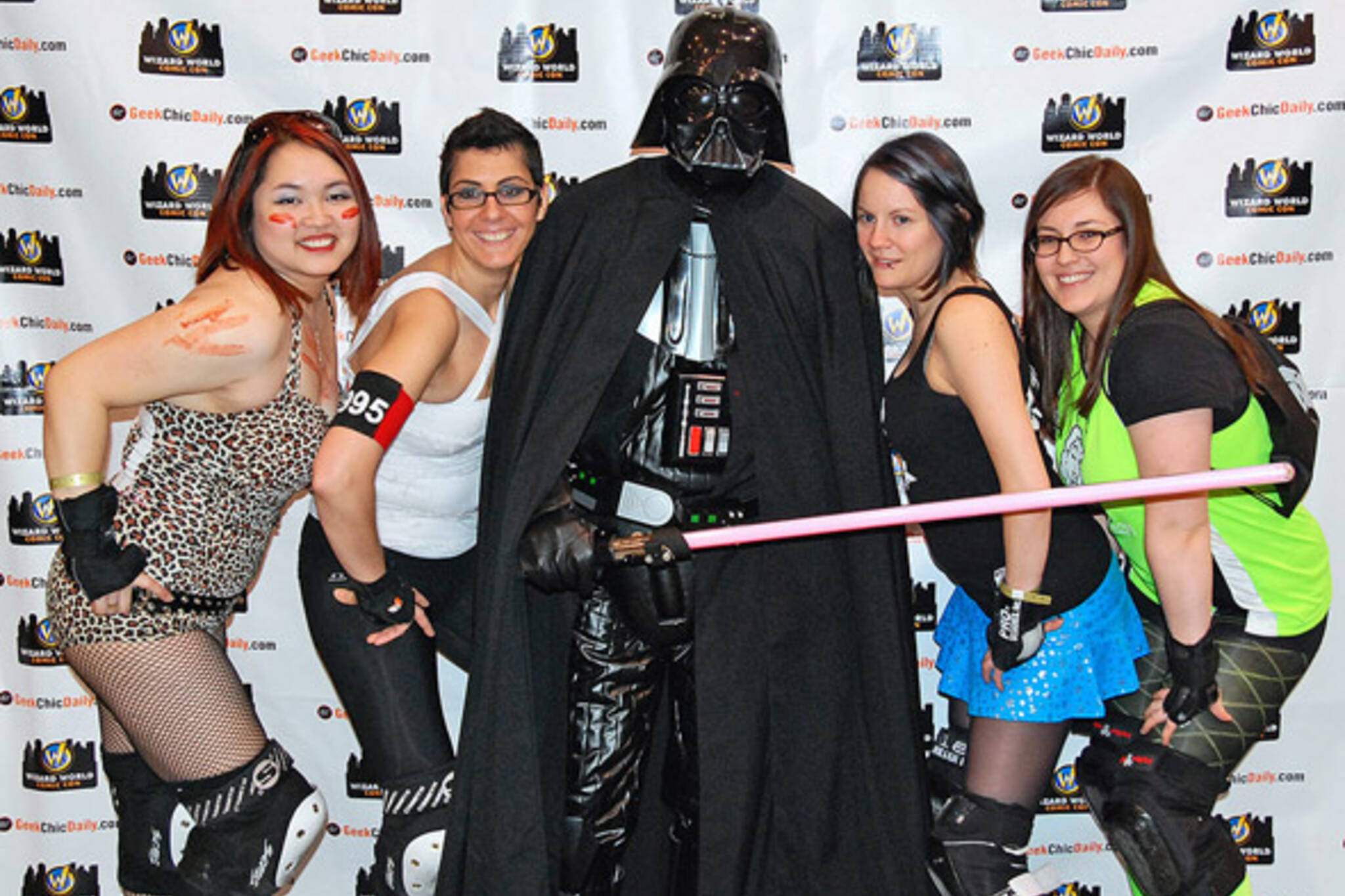 Comic Con Toronto 2011