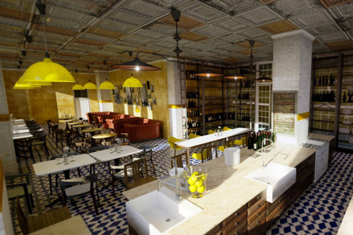 new details released for soho house toronto. Black Bedroom Furniture Sets. Home Design Ideas