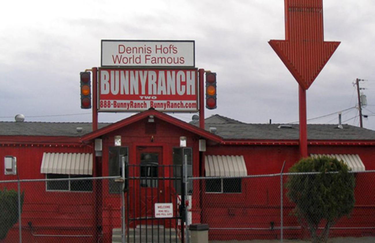 vegas bunny ranches