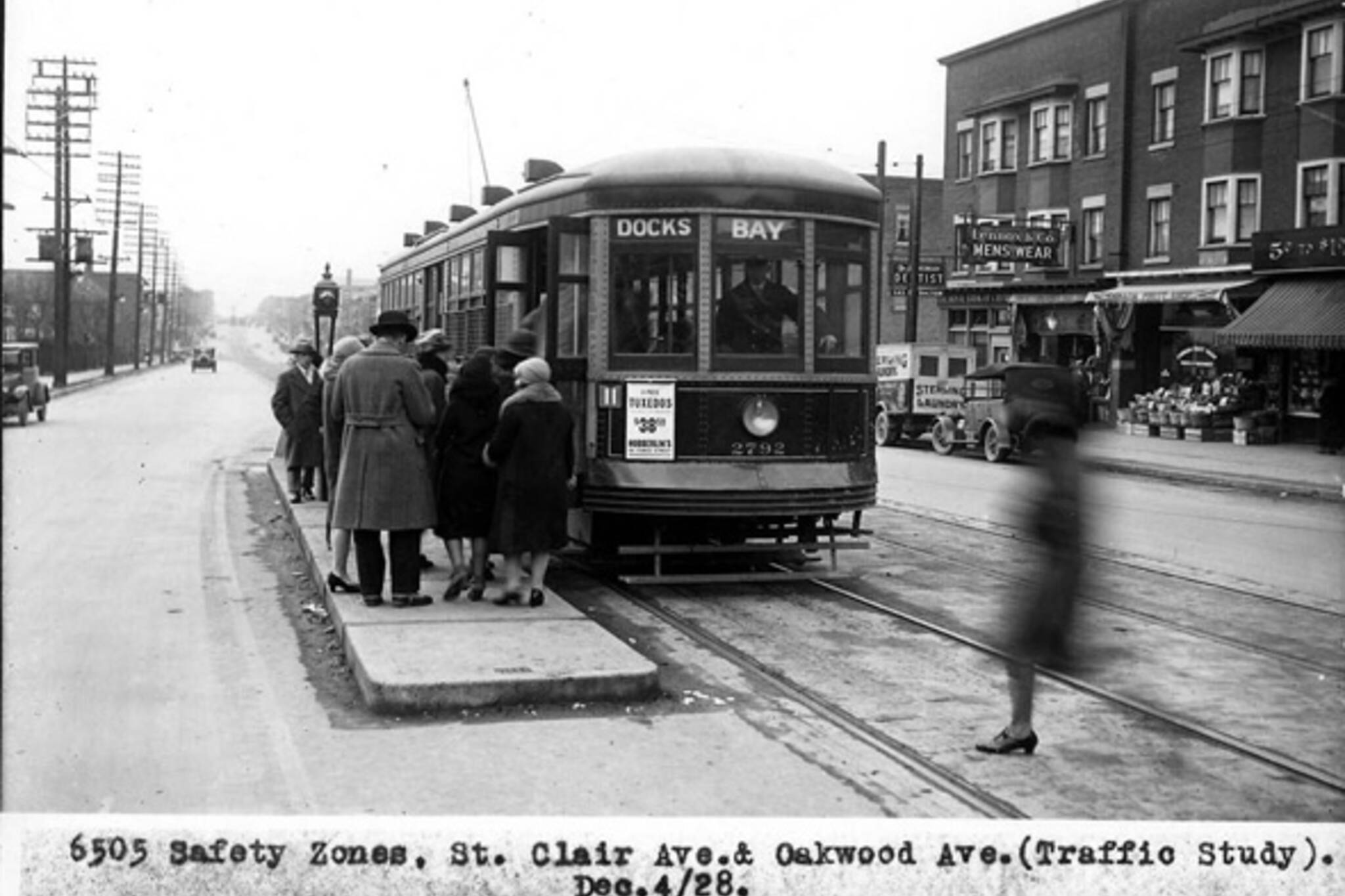 St. Clair Avenue History