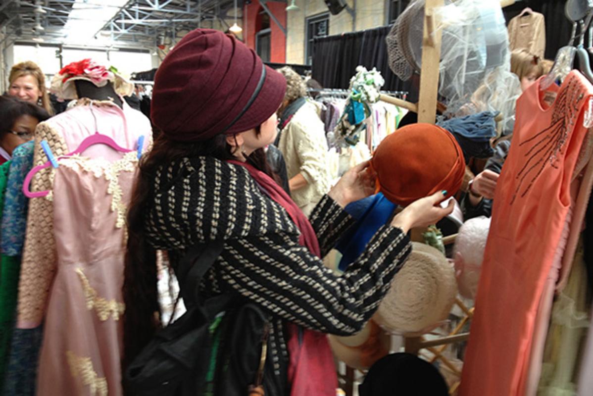 toronto fashion sales
