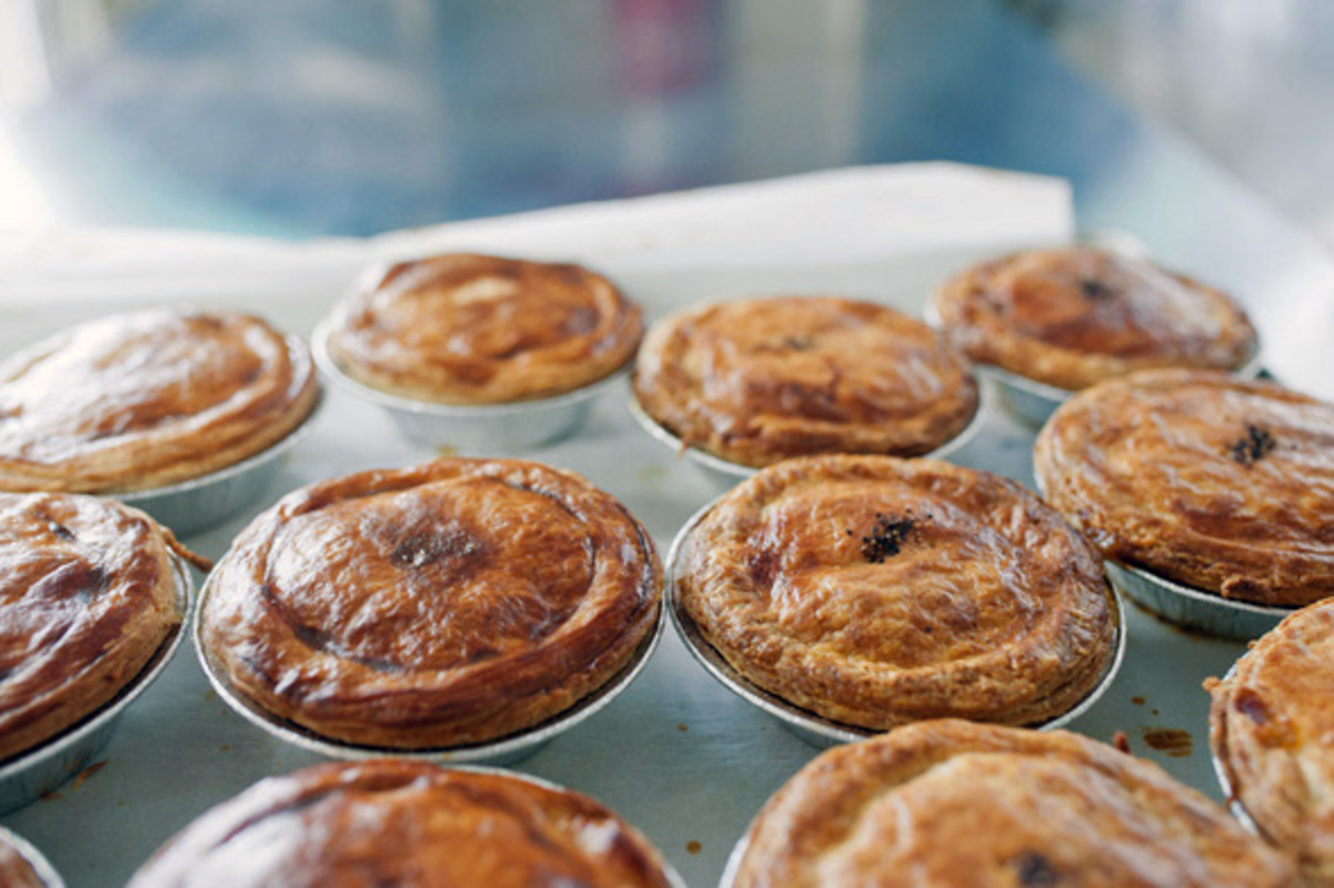 best meat pies Toronto