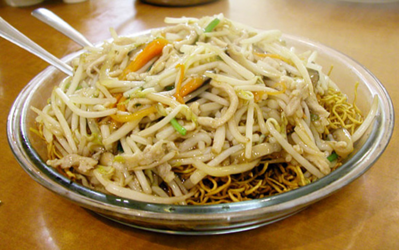 The Top 10 Cantonese Chow Mein In Toronto