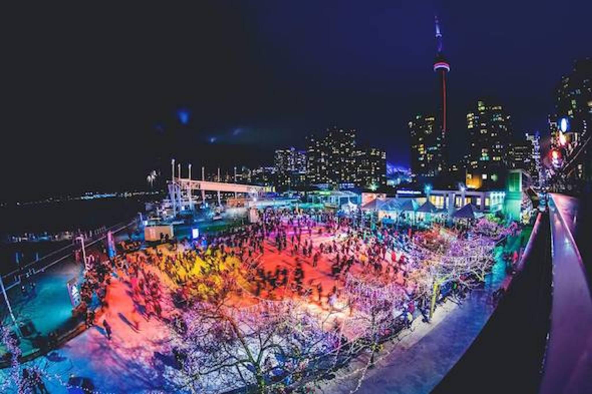 Free Dj Skate Nights Return To Toronto Next Month