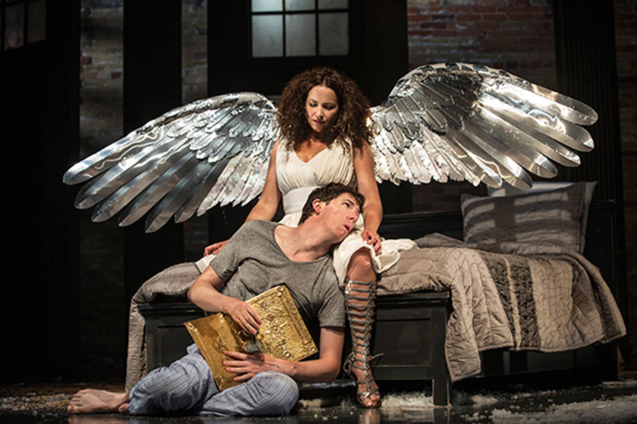 Angels in America Toronto Soulpepper