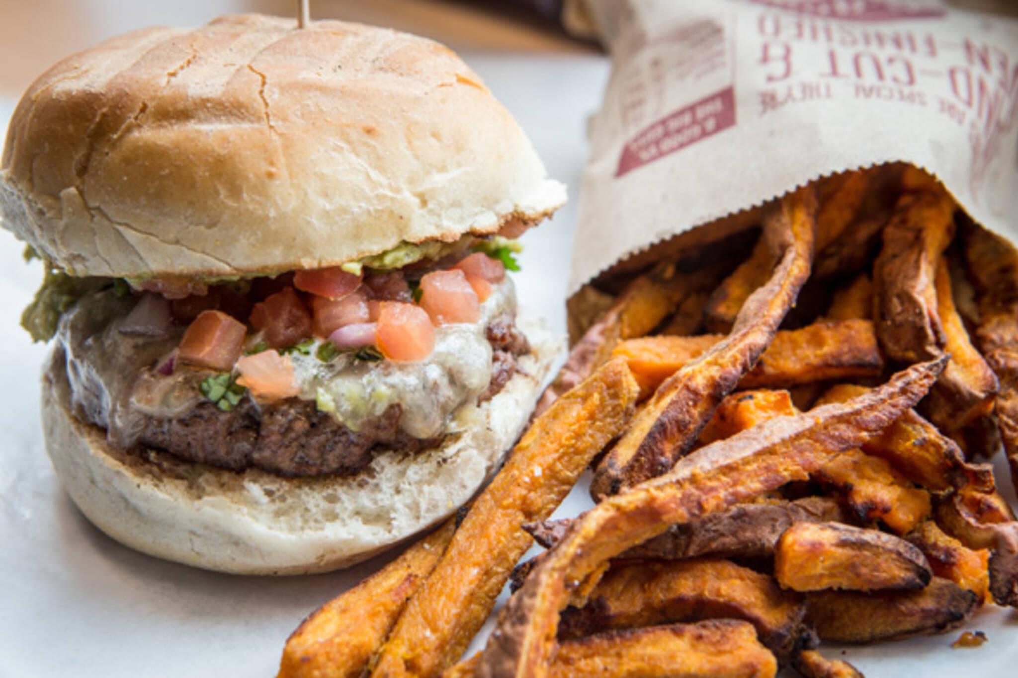 american burger chains toronto
