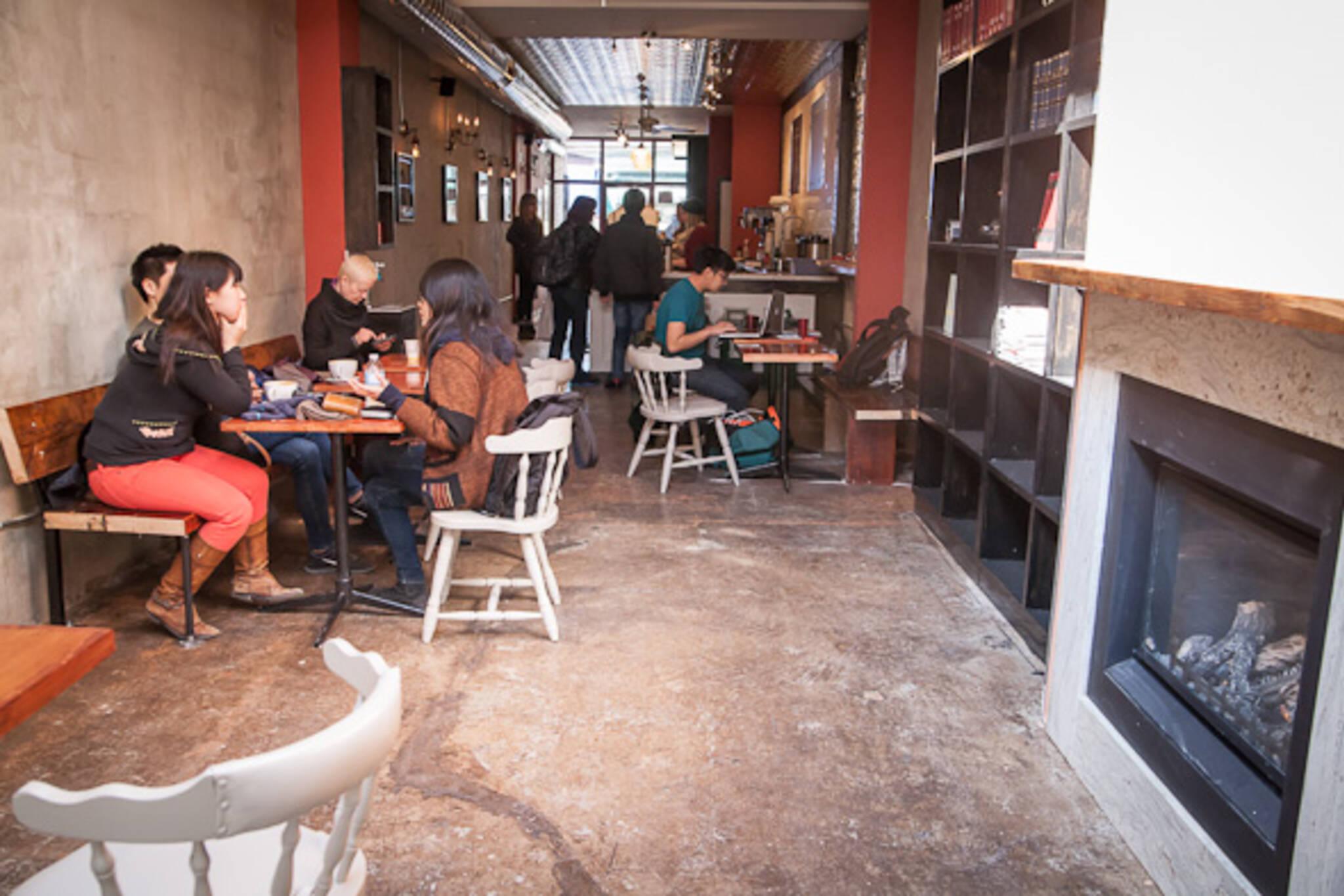 Coffee Kensington Market