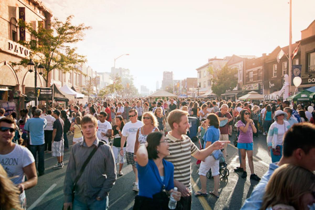 street festivals toronto