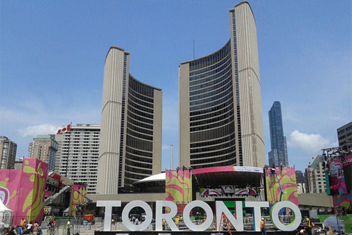 new york times skewers toronto over pan am apathy. Black Bedroom Furniture Sets. Home Design Ideas