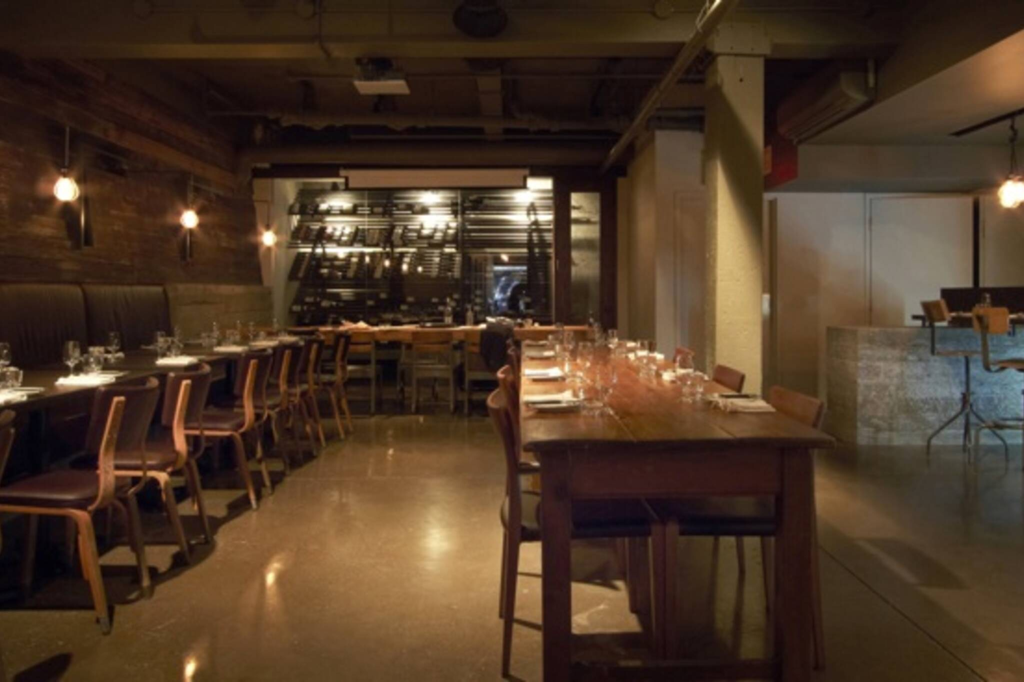 private dining in toronto